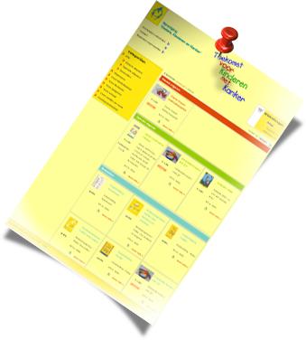 Screenshot van de ProShop webwinkel van de VOKK