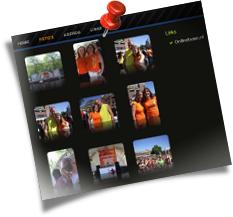 Screenshot van de nieuwe website van Slapenisvoormietjes